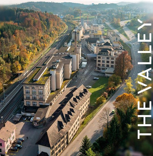 Aussenanlass – «THE VALLEY KEMPTTHAL»